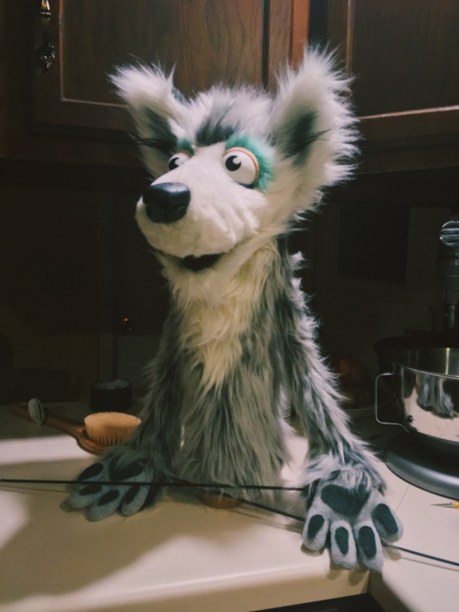 Walter the Wolf